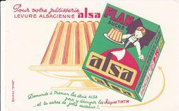 ALSA, Pour Votre Pâtisserie, Levure Alsacienne Alsa - Süssigkeiten & Kuchen
