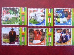 2002    WC Football   SG =  983 / 988  ** MNH - Man (Insel)