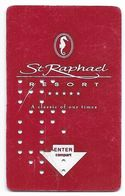 St Raphael Resort, Limassol, Cyprus, Used Hotel Room Key Card # Straphael-1 - Hotelkarten