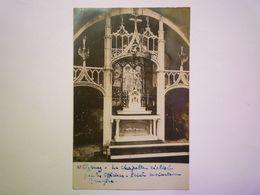 2020 - 6490  WÜLZBURG  (Bayern/Bavière)  1918  :  La Chapelle Réalisée Par Les Officiers  XXX - Guerre 1914-18
