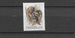 1992 MNH Danmark, Michel 1043 Postfris** - Unused Stamps