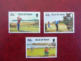 1997    Golf   SG =  756 / 758 ** MNH - Man (Insel)