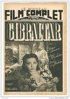 MAGAZINE CINÉMA LE NOUVEAU FILM COMPLET DÉCEMBRE 1945 GIBRALTAR VIVIANE ROMANCE VAN STROKEIN ROGER DUCHESNE - Revistas