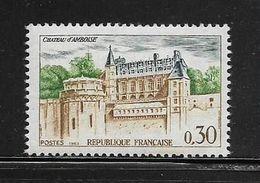 FRANCE  ( FR6 - 137 )  1963  N° YVERT ET TELLIER  N° 1390    N** - Neufs