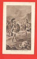 Mitologia Mythology Achille Ed Enea Iliade Mythologie Iliad Of Homer - Histoire