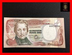 COLOMBIA 500 Pesos Oro 20.7.1984 P. 423 UNC - Kolumbien