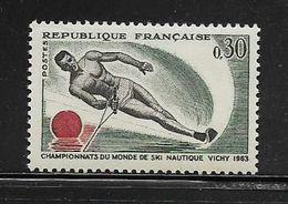 FRANCE  ( FR6 - 144 )  1963  N° YVERT ET TELLIER  N° 1395    N** - Nuevos