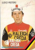LUDO PEETERS - RALEIGH CREDA - Ciclismo