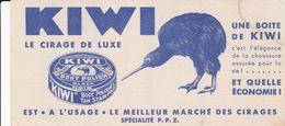 KIWI, Le Cirage De Luxe - Vloeipapier