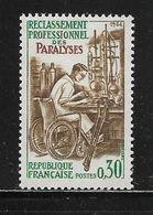 FRANCE  ( FR6 - 158 )  1964  N° YVERT ET TELLIER  N° 1405    N** - Neufs