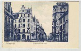WÜRZBURG - Shönbornstrasse - Wuerzburg