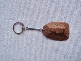 Porte-CLE TOTEM Melanesien - Wood