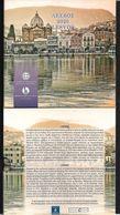 NEW! Officia-Original-Authentic  Blister With All 2020 EURO Coins (LESVOS Island!)  BU!! Very Rare! - Grèce