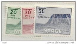 1953 MNH Norwegen, Norway, Norge, Postfris - Norvegia