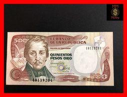 COLOMBIA  500 Pesos Oro 4.1.1993  P. 431 A  UNC - Kolumbien