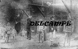 SERBIE- Triple Exécution De SERBES Lors De L'Incursion Des Troupes Autrichiennes En Serbie-Pendaison Publique - Serbie