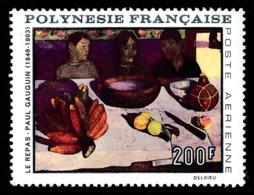 POLYNESIE 1968 - Yv. PA 25 **   Cote= 53,00 EUR - Tableau 'Le Repas' De Paul Gauguin  ..Réf.POL25133 - Oblitérés