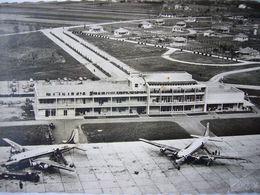 Avion / Airplane / AIR FRANCE / Douglas DC-4 / Seen At Toulouse-Blagnac Airport - 1946-....: Ere Moderne