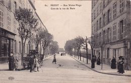Brest, Rue Victor Hugo - Brest