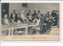 FOURAS : Union F.F, Un Coin De Réfectoire, Hôpital 103 - Très Bon état - Fouras-les-Bains