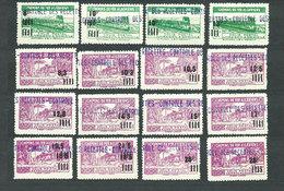 Argelia Paquetes Postales Yvert 167/82 ** Mnh - Algérie (1962-...)