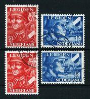 Holanda Nº 393/4 (2) Usado Cat.20€ - Period 1891-1948 (Wilhelmina)