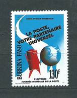 Burkina Faso - Correo Yvert 846 ** Mnh - Burkina Faso (1984-...)
