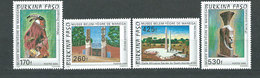 Burkina Faso - Correo Yvert 1250/3 ** Mnh - Burkina Faso (1984-...)