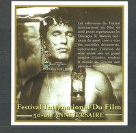 Burkina Faso - Hojas Yvert 92 ** Mnh  Cine - Burkina Faso (1984-...)