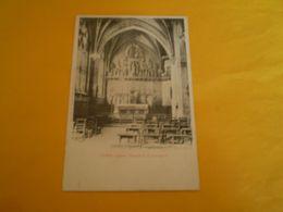 Précurseur, Intérieur De La Chapelle Notre Dame De L'Assomption à L'église De Gisors, Eure - Chiese E Conventi