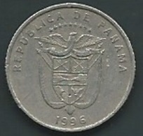 Panama 1/10 Balboa 1996 - Un Decimo De Balboa PIA 23410 - Panama