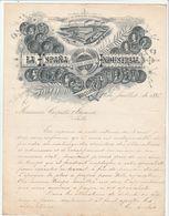 Espagne - Barcelona - LA ESPANA INDUSTRIAL - 1898 - Espagne