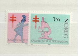 1982 MNH Norway, Postfris** - Norvegia