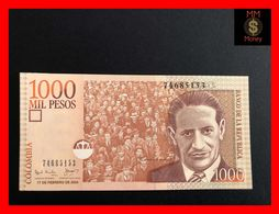 COLOMBIA 100 Pesos  17.2.2004   P. 450  UNC - Kolumbien