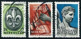 Holanda Nº 292/4 Usado Cat.15€ - Period 1891-1948 (Wilhelmina)