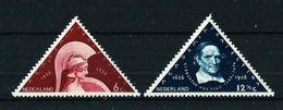 Holanda Nº 286/7 Nuevo - Period 1891-1948 (Wilhelmina)