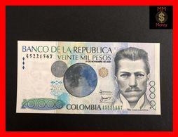 COLOMBIA 20.000 20000 Pesos  21.11.2006  P. 454  UNC - Kolumbien
