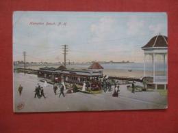 Trolley Hampton Beach   New Hampshire >  Ref 4217 - Etats-Unis