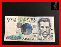 COLOMBIA 20.000 20000 Pesos  5.8.2010  P. 454  UNC - Kolumbien