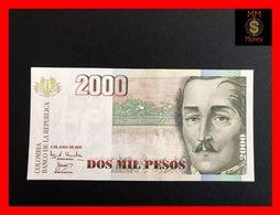 COLOMBIA 2.000 2000 Pesos  2.6.2003  P. 451  UNC - Kolumbien