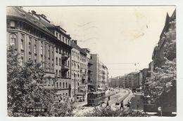 Zagreb Postcard Posted 1965 B200701 - Croacia