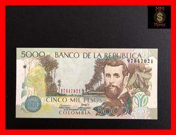 COLOMBIA 5.000 5000 Pesos  15.11.2006 P. 452 UNC - Kolumbien