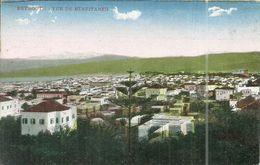 ( BEYROUTH )( LIBAN ) VUE DE MUSEITABEH - Lebanon