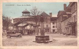 23 FELLETIN Place De La Halle - Felletin
