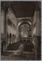 Quedlinburg Gernrode - S/w Stiftskirche   Innenansicht - Quedlinburg