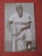 Back Side Player Stats    NY Mets Charles L Neal Baseball  Ref 4217 - Baseball