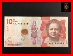 COLOMBIA  10.000  10000 Pesos  19.8.2015  P. 460  UNC - Kolumbien