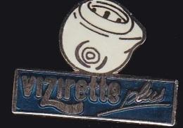 65900- Pin's.Vizirette.Lessive Vizir.signé PGF - Marques