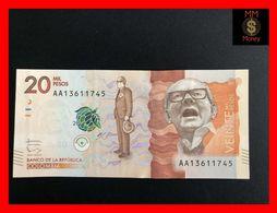 COLOMBIA 20.000 20000 Pesos  19.8.2015  P. 461  UNC - Kolumbien