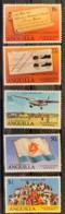 ANGUILLA  - MNH**   - 1980 - # 424/428 - Anguilla (1968-...)